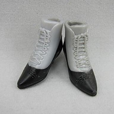 Ayakkabılar İçin Barbie Bebek Ayakkabılar İçin Kız Oyuncak bebek