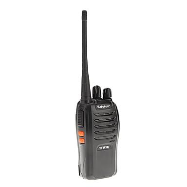Baiston 400.00-470.MHz 4W VOX Fener FM Çift Yönlü Radyo Walkie Talkie Telsiz İnterkom