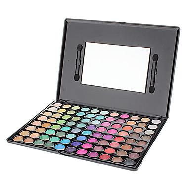makyaj size 88 renk, profesyonel göz farı kiti (P04) için