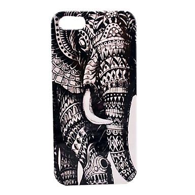 Elefant-Muster Hülle für das iPhone 5/5S