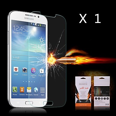 Ekran Koruyucu Samsung Galaxy için S4 Mini PET Ön Ekran Koruyucu