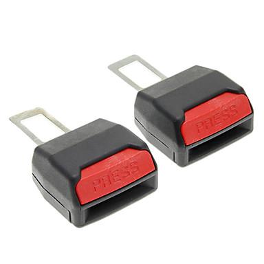 2 buc auto Clip centură de siguranță Extender Extensia siguranță Buckle