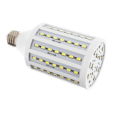 Becuri LED Corn 1800 lm E26 / E27 98 LED-uri de margele SMD 5630 Alb Rece 220-240 V