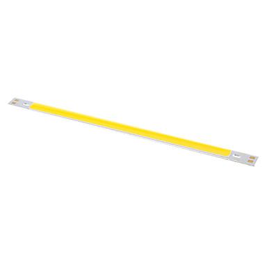 Zdm ™ 200mm * 10mm 18 w koçanı 1490lm 6000 k soğuk / sıcak beyaz ışık cob led verici (12-14v)