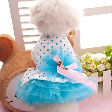 Lovely Teddy styl letní svatební šaty s Butterfly pro domácí mazlíčky psy (Assorted velikost, Assorted Color)