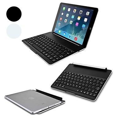 elonbo ipad hava ipad klavyeler için 7 renkli ışık bluetooth klavye