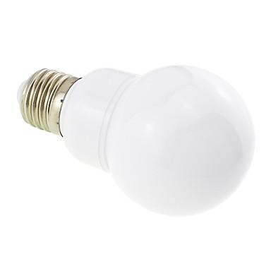 E26 E26/E27 LED Küre Ampuller G60 27 LED'ler SMD 5730 Sıcak Beyaz 3000-3500lm 3000~3500KK DC 12 AC 12 AC 24 DC 24V