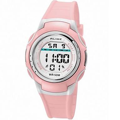 836757a8c122 Niña digital multifunción luz colorida de la goma reloj deportivo (colores  surtidos)