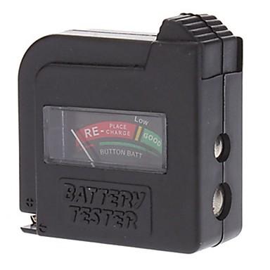 zw-860 1.2v / 1.5v / 9v mini analog pil güç seviyesi test cihazı yüksek kalite