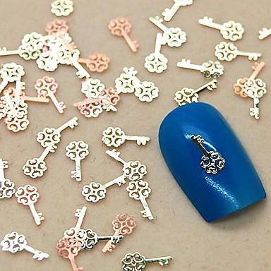 200 Nail Jewelry Diğer Süslemeler Mevye Çiçek Soyut Klasik Karikatür Sevimli Düğün Punk Günlük Mevye Çiçek Soyut Klasik Karikatür Sevimli