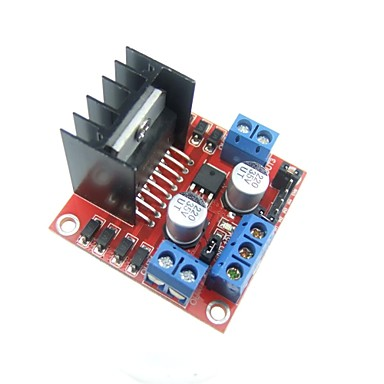 Arduino UNO R3 MEGA Mega2560 Duemilanove Nano Robot L298N Çift H Köprü Step Motor Sürücü Kontrol Kurulu Modülü