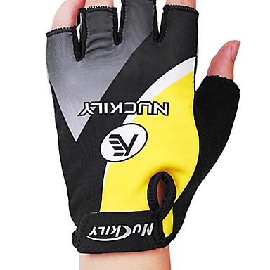 Nuckily Activități/ Mănuși de sport Mănuși pentru ciclism Purtabil Respirabil Rezistent la uzură Anti-derapare Protector Rezistent la șoc