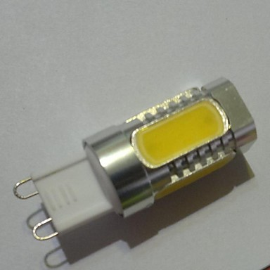 YouOKLight 5W 400-450 lm G9 LED Mısır Işıklar T 5 led COB Dekorotif Sıcak Beyaz AC 85-265V