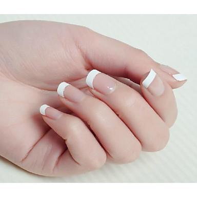 Nail Art Half Tips Abstract Clic High Quality Daily