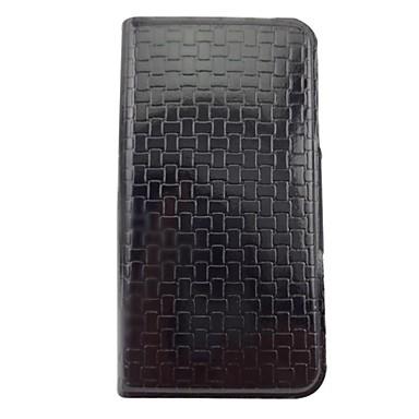 Uyumluluk Kılıflar Kapaklar Tam Kaplama Pouzdro Sert PU Deri için iPhone 4s/4