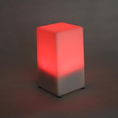 Renk değiştirme mum yerine masa lambası şarj edilebilir çubuk ktv parti ışık led