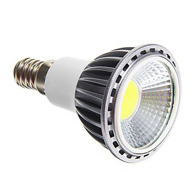 Spoturi LED 50-400 lm E14 LED-uri de margele COB Intensitate Luminoasă Reglabilă Alb Rece 220-240 V