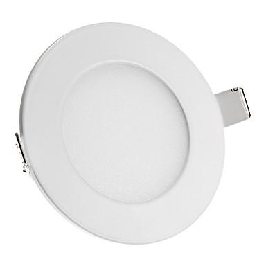 320 lm Gömme Işıklar 20 led SMD 2835 Sıcak Beyaz AC 85-265V