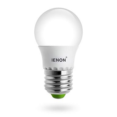 E26/E27 LED Küre Ampuller G45 SMD 240-270 lm Serin Beyaz AC 100-240 V