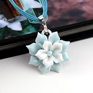 Fashion New Blue White Necklace(1 Pc)
