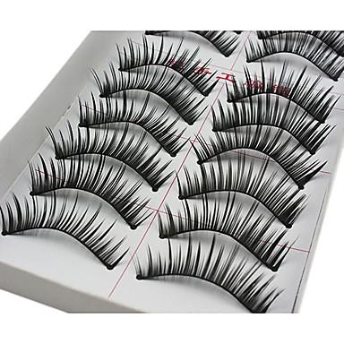 Ресницы Объемные Натуральный Повседневный макияж Зрительно удлиняет уголок глаза Инструменты для макияжа Высокое качество Повседневные