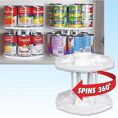 Calitate superioară with Plastic Depozitare & Organizare Pentru Casă Pentru Birou Bucătărie Depozitare 1