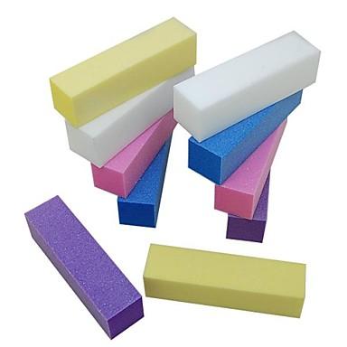Smirghel / Burete Bloc de Unghii Pentru Unghie Unghie deget picior Stil Minimalist nail art pedichiura si manichiura Simplu / Clasic Zilnic