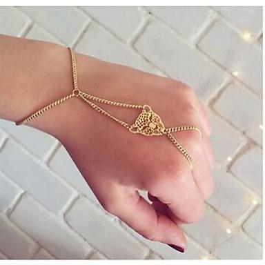 Pentru femei Brățări cu Lanț & Legături Ring Bracelets Aliaj Bijuterii Nuntă Petrecere Zilnic Casual