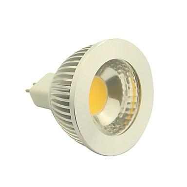 2800-3000 lm GU5.3(MR16) LED Spot Işıkları 1 led COB Kısılabilir Sıcak Beyaz DC 12V