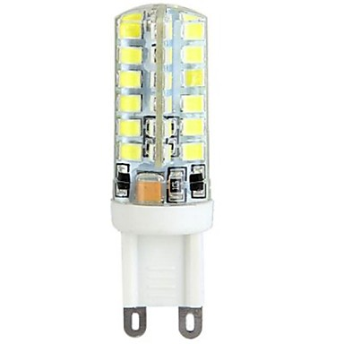 ywxlight® g9 led-maislampen 48 leds smd 2835 450lm koud wit 6000-6500