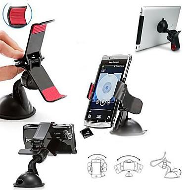 univerzális autós telefontartó szélvédő bilincs rögzítő állvány iphone xr x xs max samsung megjegyzés 8 s8 s9 s10 xiaomi 9 mobiltelefon