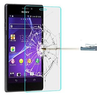 Ekran Koruyucu Sony için Sony Xperia M2 Temperli Cam 1 parça Yüksek Tanımlama (HD)