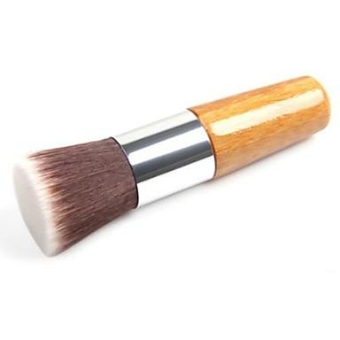 1pcs Profesyonel Makyaj fırçaları Allık Fırçası Profesyonel Yüz