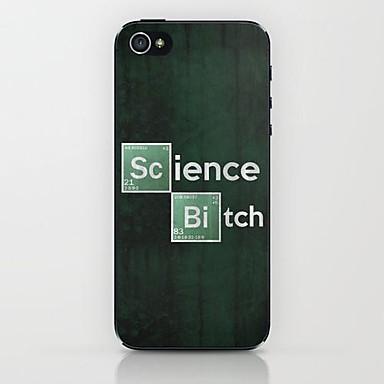 de jos model englezesc caz greu verde pentru iPhone 5 / 5s
