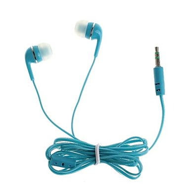 Βύσμα 3,5 mm in-ear ακουστικά για iphone / ipod / htc / samsung (110 εκατοστά)