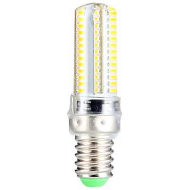 3.5 W 300-350 lm E14 LED-maïslampen T 104 LED-kralen SMD 3014 Warm wit 220-240 V