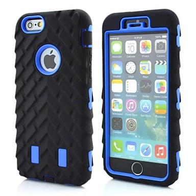 Pentru iPhone X iPhone 8 iPhone 8 Plus iPhone 6 iPhone 6 Plus Carcase Huse Anti Șoc Carcasă Spate Maska armură Moale Silicon pentru