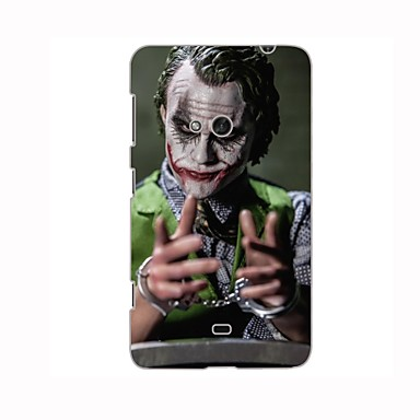 clown ontwerp hard geval voor Nokia N625