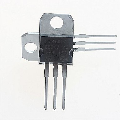 l7810cv regulator de tensiune de 10V / 1.5A la-220 (5pcs)
