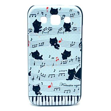 Muzica Scor cu Pisici model greu de caz pentru Samsung Galaxy I8552 Win