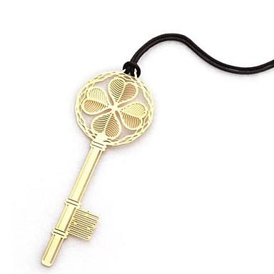 Schlüssel feiner Stahl Lesezeichen Edelstahl