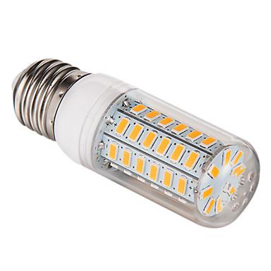 5W 450lm E26 / E27 LED Mais-Birnen T 56 LED-Perlen SMD 5730 Warmes Weiß / Kühles Weiß 220-240V
