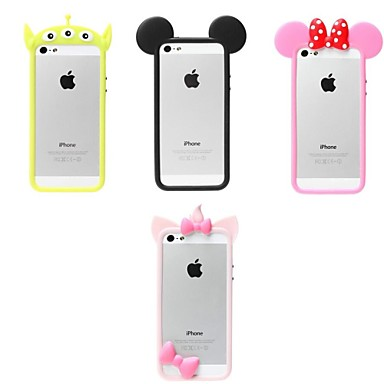 custodia 5s iphone silicone