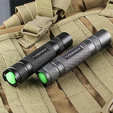 LT-Convoy XML2  T4-7A  S2+ CREE 7135*3 4Modes LED Flashlight(700LM,1×18650,Grey)
