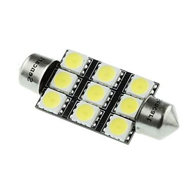 SO.K Festoon Carro Lâmpadas 280-360lm Iluminação interior For Universal