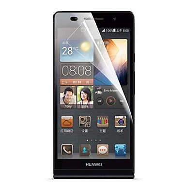 high definition screen protector voor huawei p6