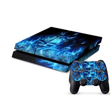 B-SKIN Çıkarmalar Uyumluluk PS4 ,  Yenilikçi Çıkarmalar PVC 1 pcs birim