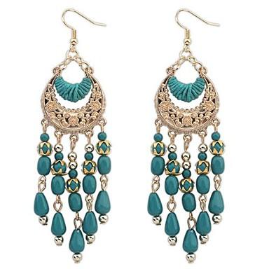 Dames Druppel oorbellen Hars Legering Sieraden Dagelijks Kostuum juwelen