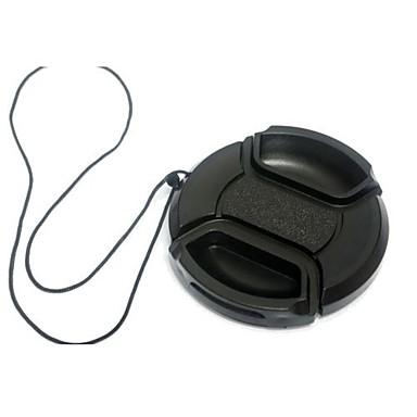 dengpin® 40.5mm camera lensdop voor sony nex-5r nex-5t nex-3n a6000 a5100 A5000 met 16-50mm lens + een houder leiband touw
