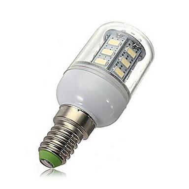 2800-3000/6000-6500 lm E14 Spoturi LED 27 led-uri SMD 5730 Alb Cald Alb Rece AC 220-240V